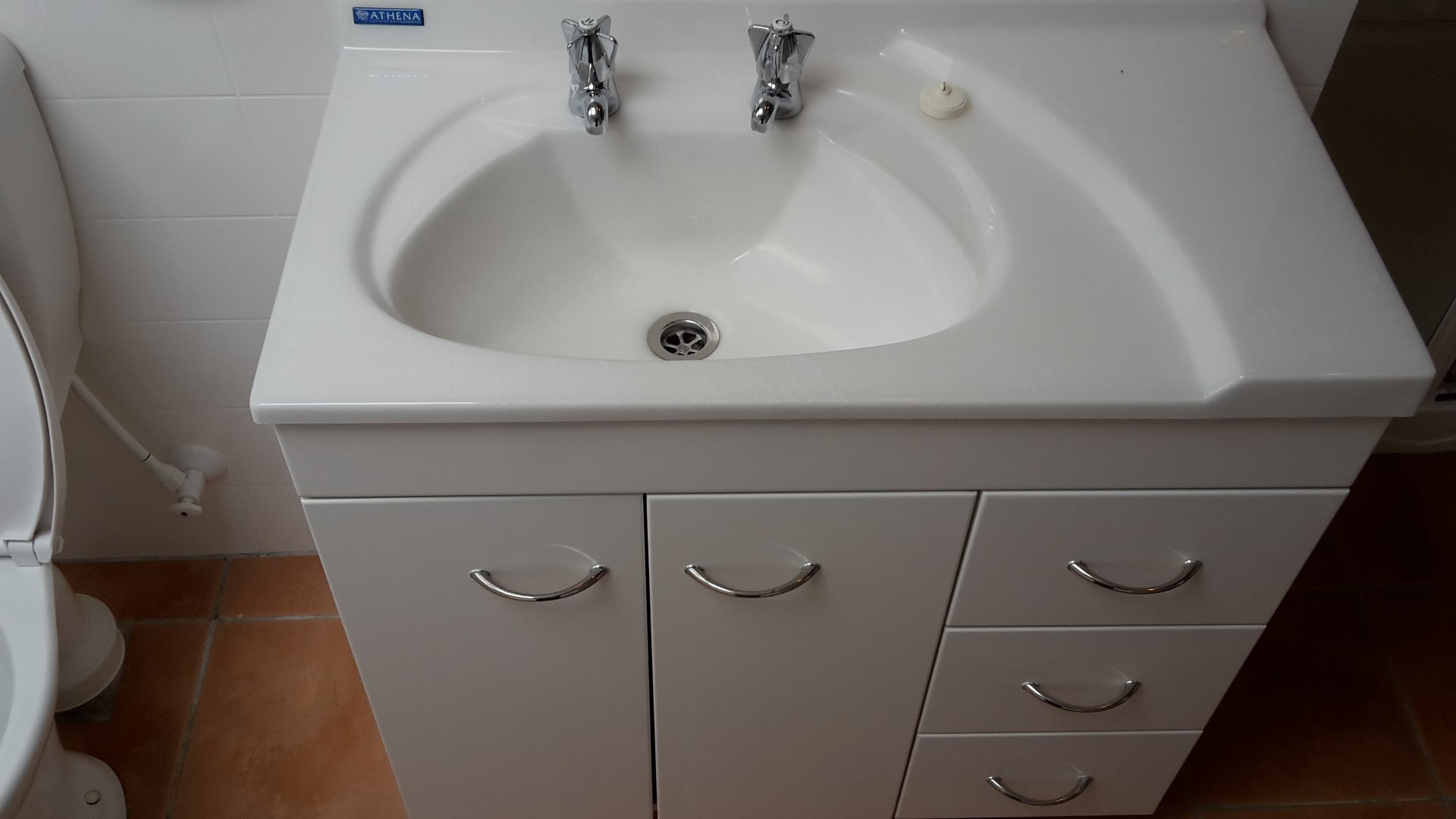 Basin Sink Cleaning