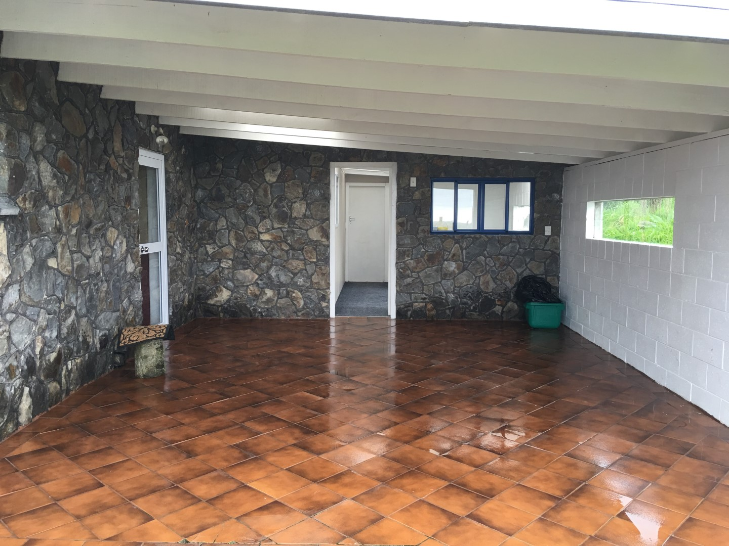 Carport and Garage Cleaning