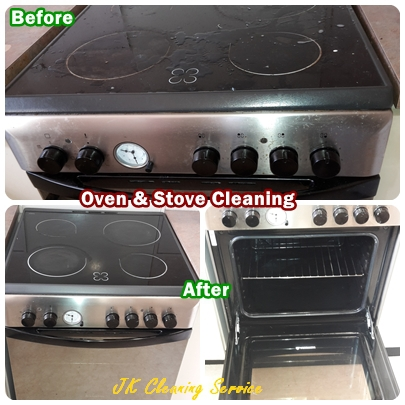 Oven and Stove Cleaning